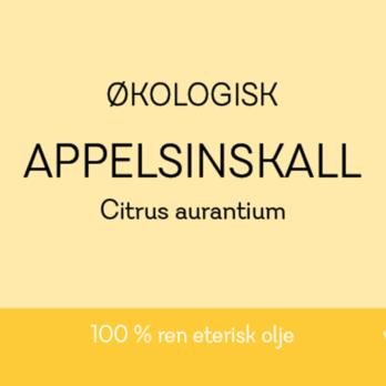 Duftapoteket-APPELSINSKALL-Citrus aurantium
