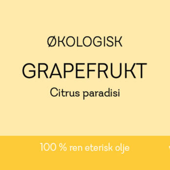 Duftapoteket-GRAPEFRUKT-Citrus paradisi