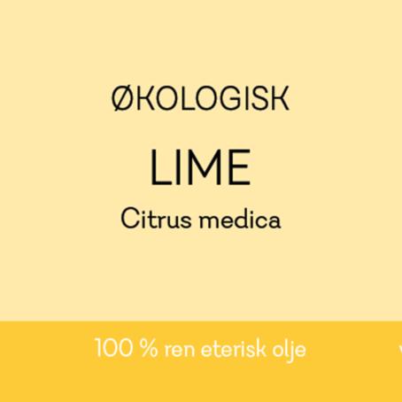 Duftapoteket-LIME-Citrus medica