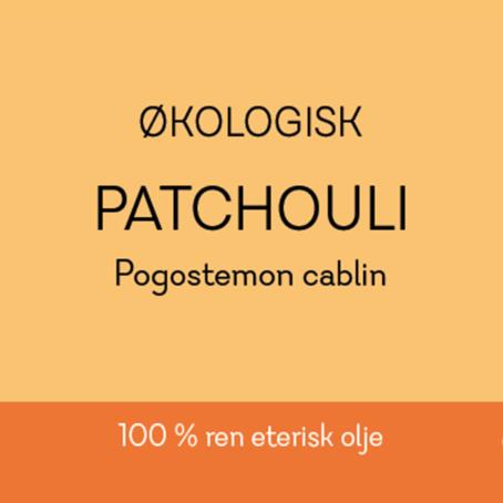 Duftapoteket-PATCHOULI- Pogostemon cablin