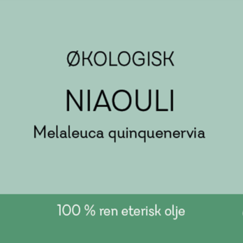 Produktbilde: Økologisk NIAOULI, Melaleuca quinquenervia