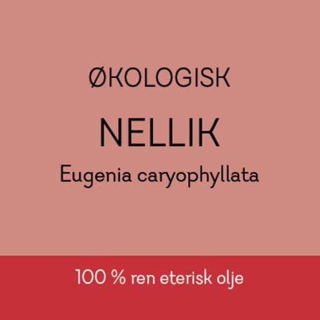 Produktbilde: Økologisk NELLIK, Eugenia caryophyllata