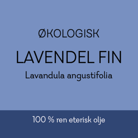 Duftapoteket- LAVENDEL-Lavandula angustifolia