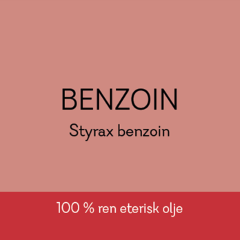 Duftapoteket-BENZOIN-Styrax benzoin