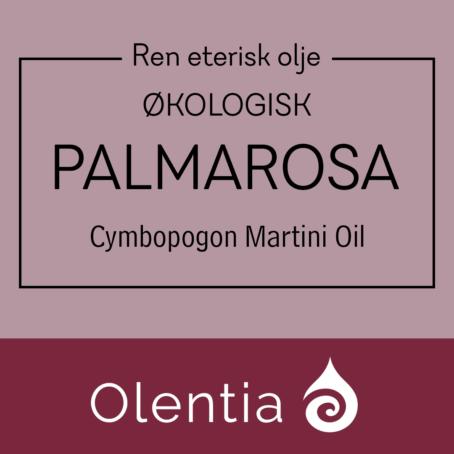 PALMAROSA - Cymbopogon Martini Oil