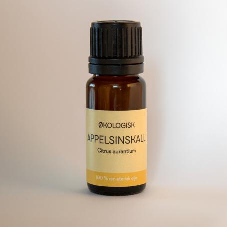 Flaske-Duftapoteket-APPELSINSKALL-Citrus aurantium