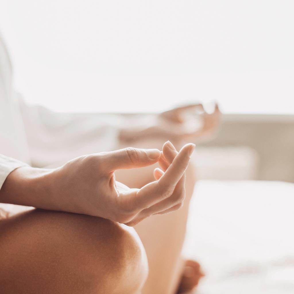 Bloggbilde-meditasjon